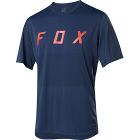 Fox Ranger Fox Jersey Korte Mouwen Heren, navy